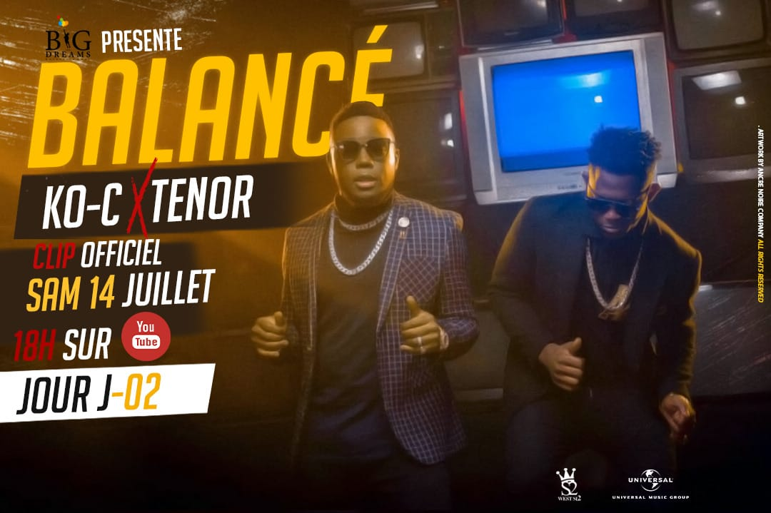 [Download][Hot Video+Video]: Ko-C Feat. Tenor - Balance Remix (Directed by NS Pictures)
